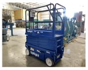 Upright| Capacity 500 lbs| Max lift 25' |