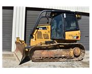2012 Caterpillar D4K2 LGP w/ Sweeps & Cab w/ A/C & Heat - E7035