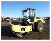 2018 BOMAG BW213 D 5 W/ WATER SYSTEM & CAB W/ A/C & HEAT E7097