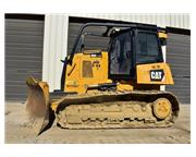 2015 Caterpillar D6K II LGP w/ Enclosed Cab w/ A/C & Heat - E7120
