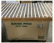 SandPro down draft table