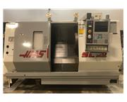 "2002 HAAS MODEL SL-30T CNC LATHE WITH HAAS CONTROL, 10"" CHUCK"