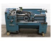 """16"""" Swing 40"""" Centers Victor 1640 ENGINE LATHE, Inch/Metric, Gap, 3-Jaw, 5 HP,"""