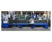"""24"""" Swing 160"""" Centers Toolmex TUR-630A 5.5"""" Hole ENGINE LATHE, Inch/Metric"""