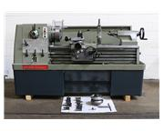 """17"""" Swing 40"""" Centers Clausing-Colchester 8053 ENGINE LATHE, Inch/Metric,Gap,Tap"""